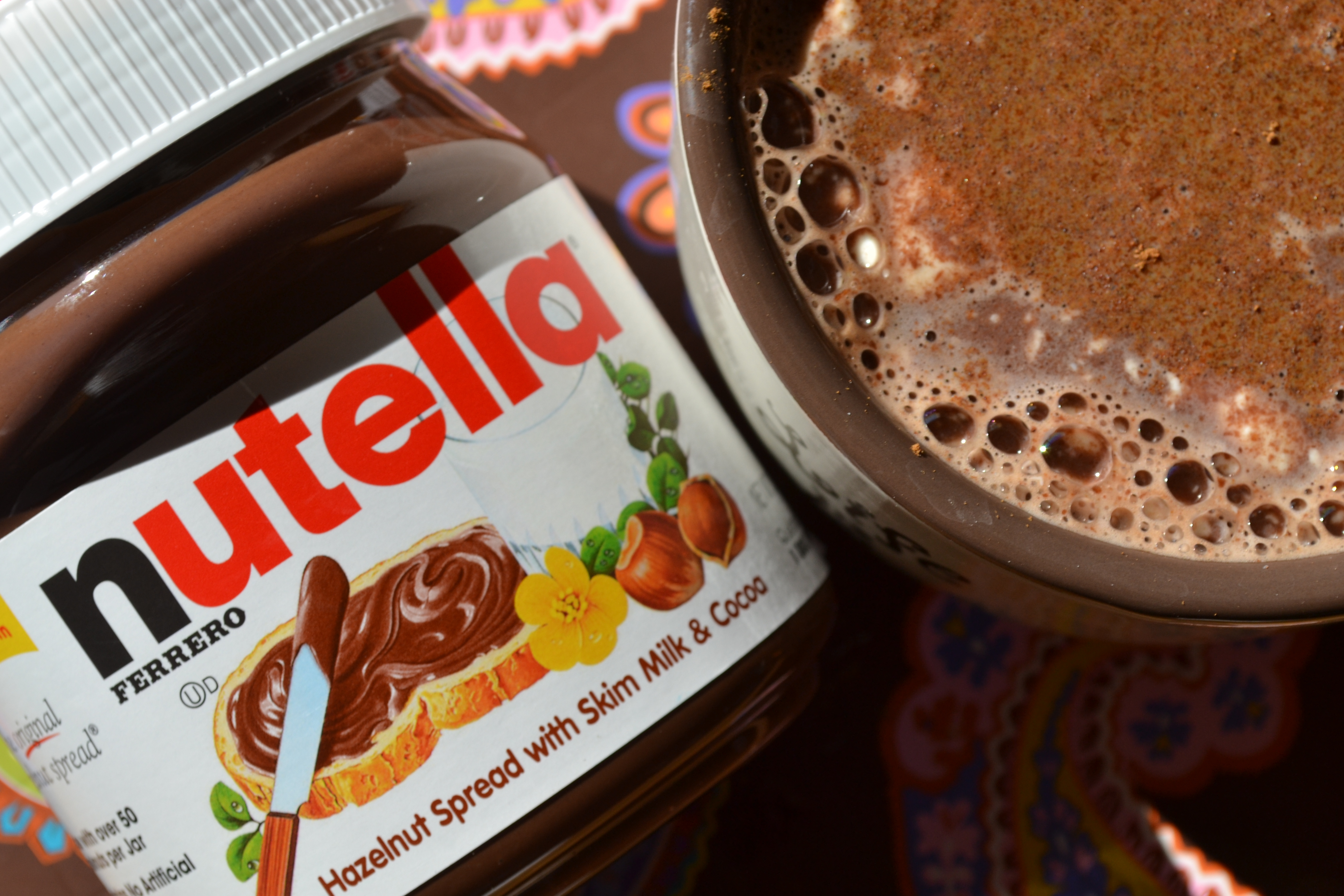 Her Kid Friendly Treat – Nutella Hot Chocolate! – Her View From Home